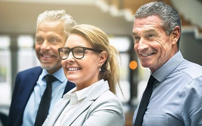 Executive leadership training